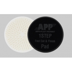 Tarcza polerska nacinana APP ONE Step Fast Cut &FINISH Pad 125 mm